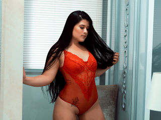 Webcam model KarinaRogers from Web Night Cam