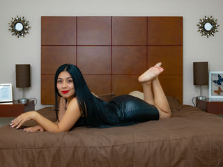 Webcam model KarolineSanders from Web Night Cam