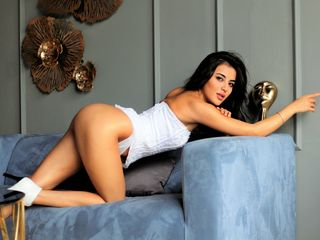 Webcam model AnabelMiller from Web Night Cam