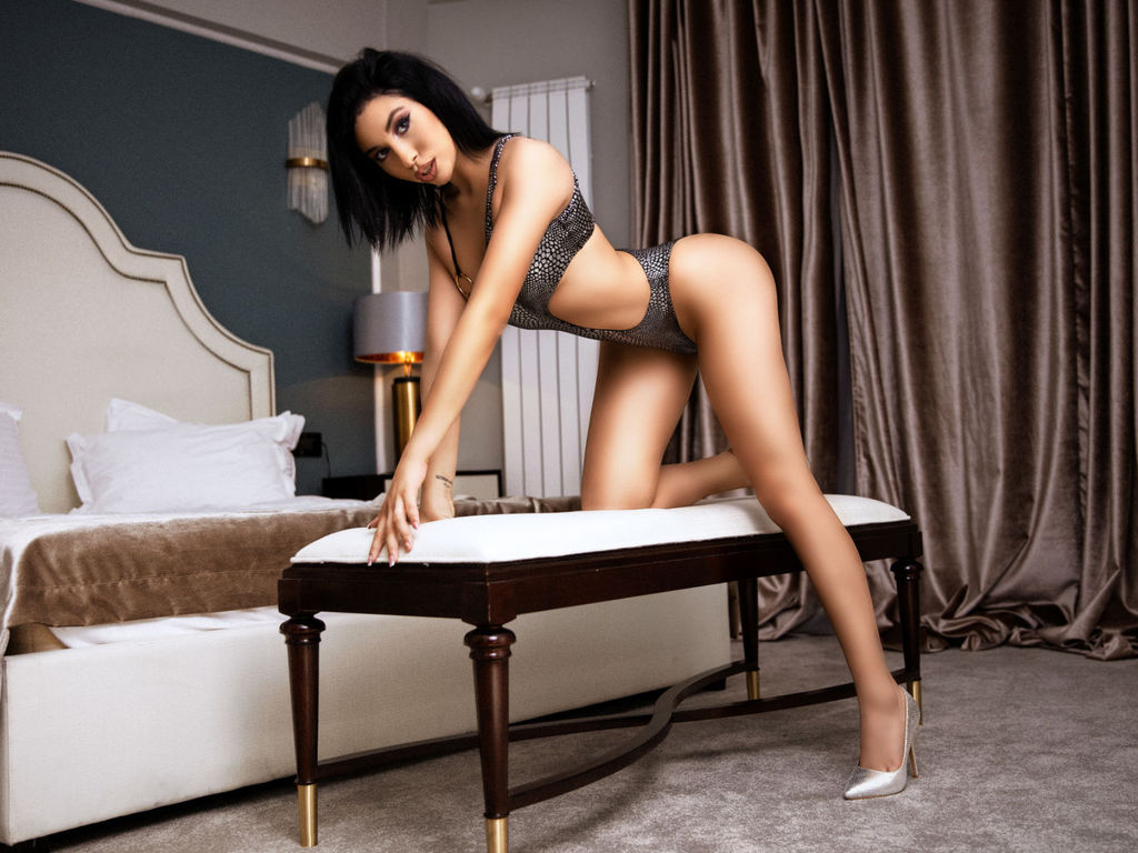 Webcam model AnnaisAmber from Web Night Cam (LiveJasmin)