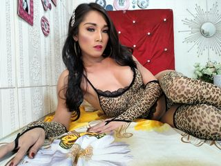 pic of transgender webcam model MariaSabrina