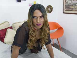 image of tranny cam model PamelaChamps